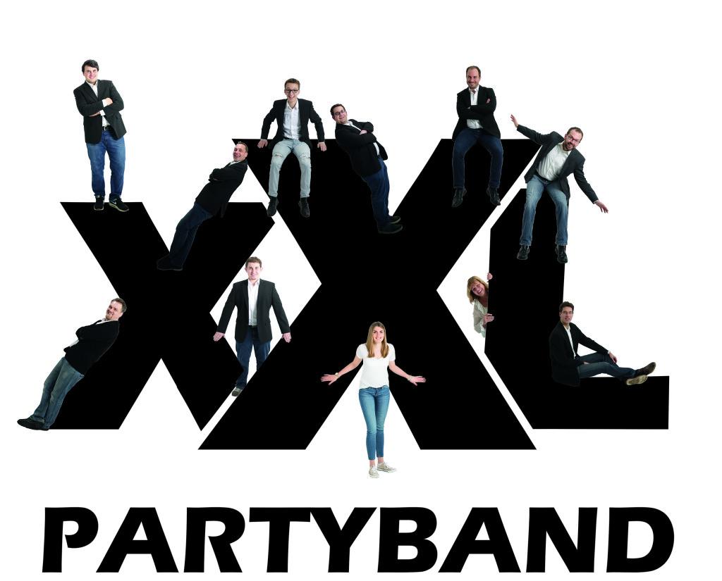 XXL-Partyband Bandfoto